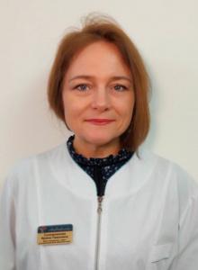 Сухомлинова Ирина Павловна